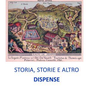 Storia, storie e altro Dispense